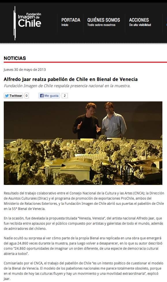 Cile Biennal 2013