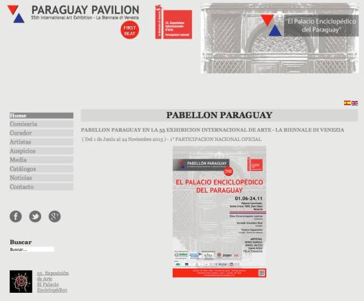 Paraguay biennale 2013