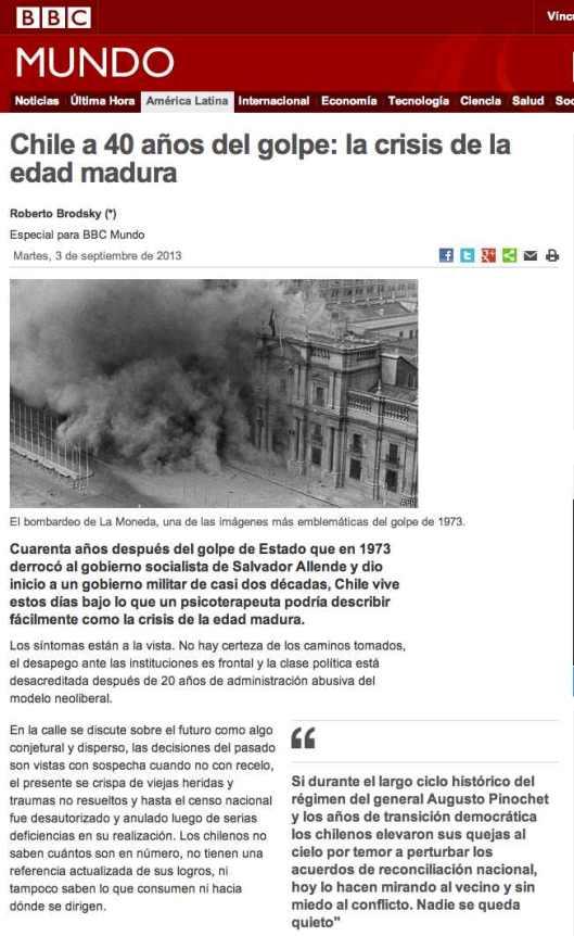 BBC Chile