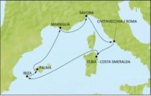 Crucero Ibiza 2013