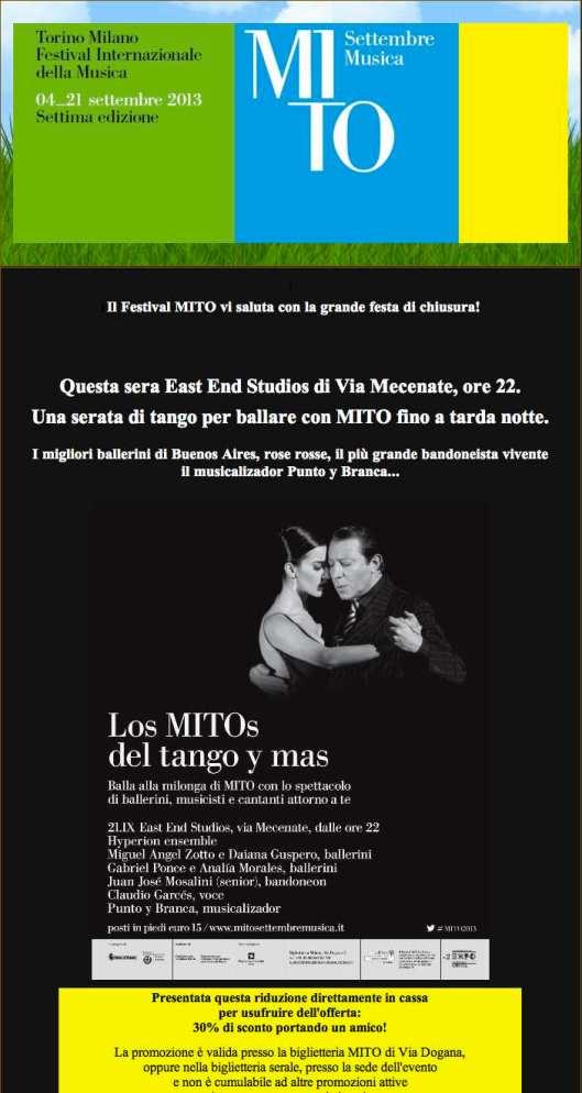 Los MITOs del tango y mas