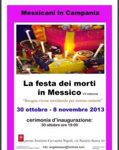 Celebración Día de Difuntos en México