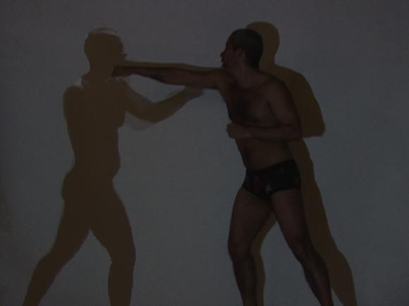 knock out de Jhafis Quintero
