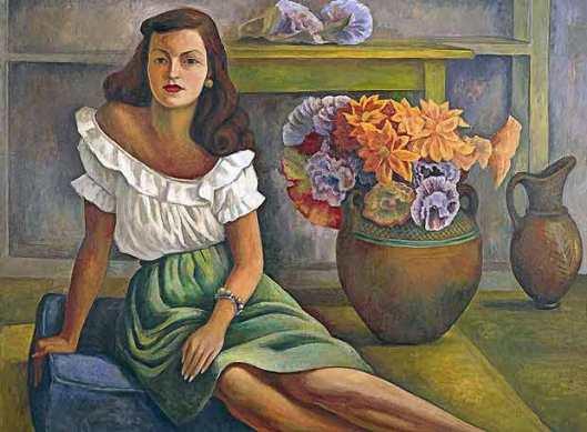 Diego Rivera Mujer