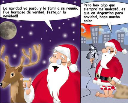 Navidad Argentina