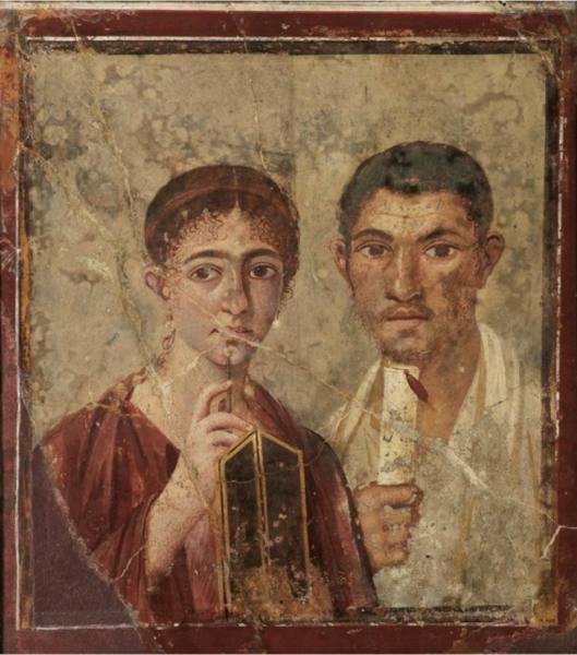 Villa de los papiros