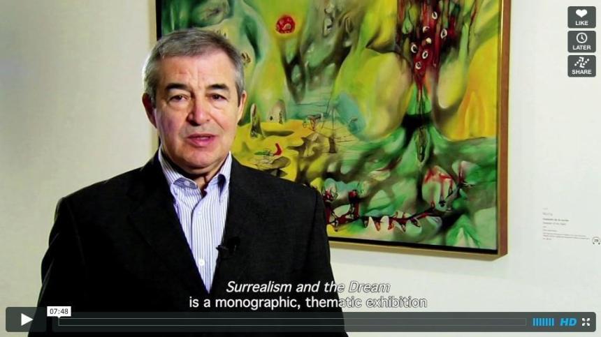El surrealismo y el sueño Thyssen video