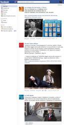 Noticias de Facebook en el iPad