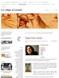 Los Amigos de Cervantes - Galeria Virtual de Magda Eunice Sánchez