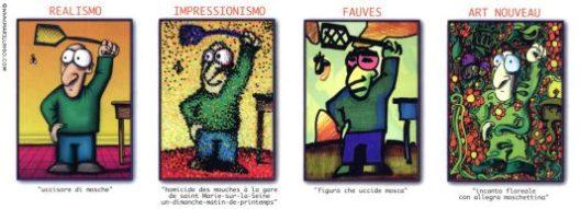 Corrientes artistias 1