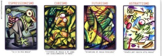 Corrientes artistias 2