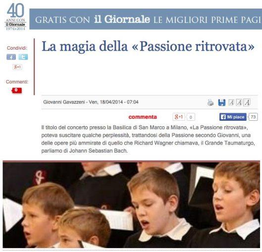 Passionr Ritrovata Giovanni Gavazzeni 2