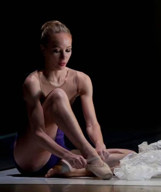Victor Ullate Ballet Ballarina