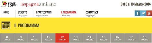 La Spagna arriva a Milano banner 12mayo