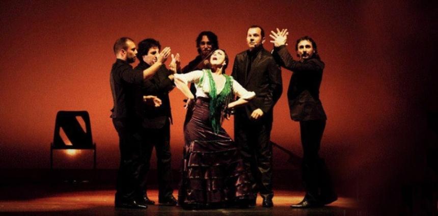 Milano Flamenco Festival - Cartas a Pastora