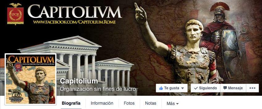 Capitolium  Facebook