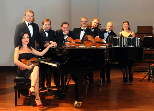 Orquesta Típica Alfredo MarcucciTAGLIS