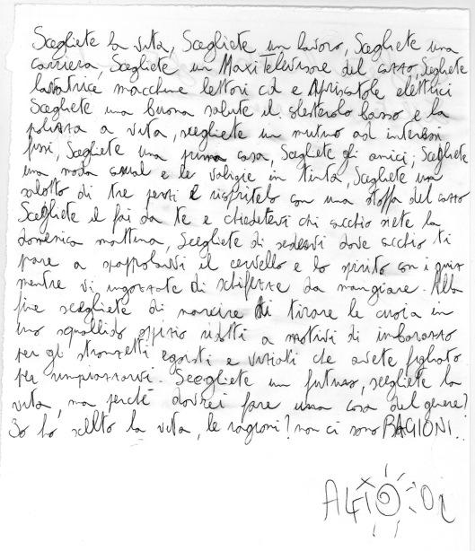 escritura ilegible estudiante IED