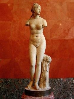 Venus de Tauris (copia del siglo II)