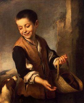 MURILLO: El niño y el perro