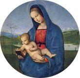 RAFAEL SANZIO: La Madonna connestabile