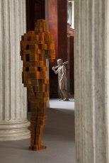STILL STANDING, STATE HERMITAGE MUSEUM, ST PETERSBURG, RUSSIA, 2011 3 - 2012