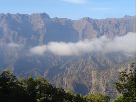 Isla de La Palma, Caldera de Taburiente