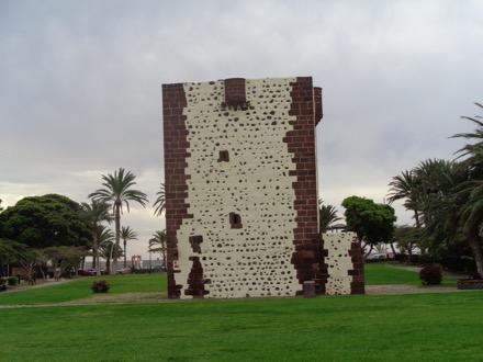 San Sebastián de la Gomera, Torre del Conde