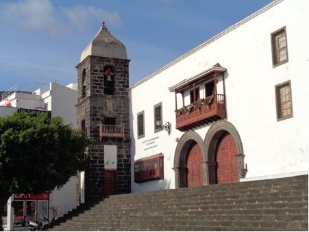 Santa Cruz de La Palma, casco antiguo