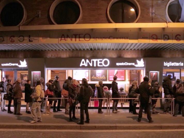 Anteo - Nuevo palcio del cine