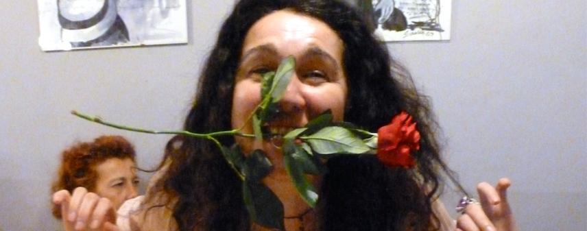 Graziella y la rosa banner