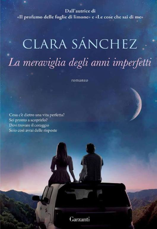 La meraviglia degli anni imperfetti Clara Sanchez