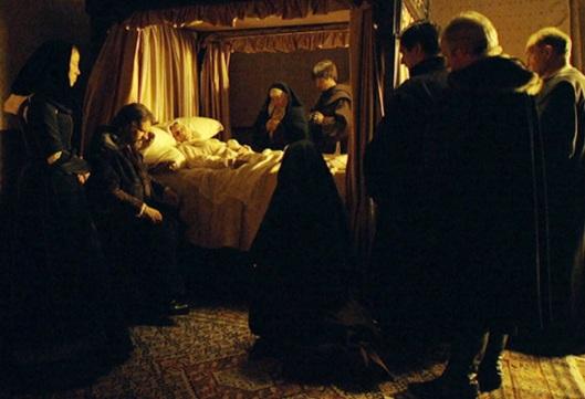 Muerte de Isabel 2