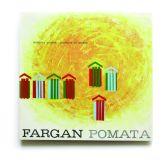 """Graphic design Simonetta Ferrante / Bob Noorda, """"Cartoncini pubblicitari Farmitalia"""", 1959"""