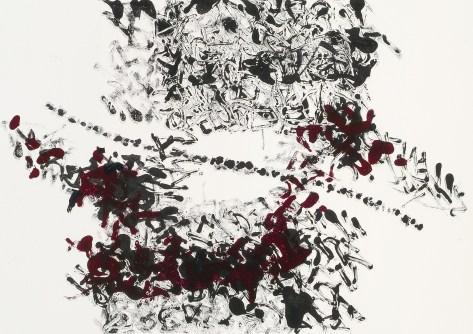 """Simonetta Ferrante, """"Battle of word"""", 2009"""