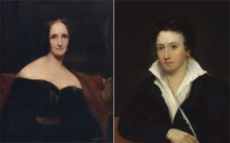 MARY Y PERCY SHELLEY