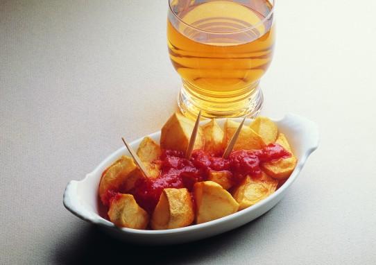 Patatas bravas ©Ente Spagnolo del Turismo - Turespaña