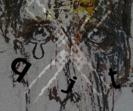 MYRIAM M. MERCADER Reside en Cataluña desde 1974. Filóloga Inglesa por la Universidad de Barcelona, ha cursado el doctorado en la U.N.E.D (Madrid). Es docente y escritora (Premio Platero 1984 de relato- Club del Libro Español organizado por las Naciones Unidas en Ginebra). Es articulista y tiene publicadas varias obras y ensayos sobre Juan Carlos Onetti, Jorge Luis Borges y Paul Auster. Ha colaborado con la edición de dos enciclopedias literarias (The facts on File Companion to the World Novel 1900 to the Present, y Dictionary of Literary Characters también de Facts on File) Ha prologado publicaciones de diversos poetas visuales entre los cuales se destacan Eduardo Barbero, Javier Seco, Isabel Jover y César Reglero. Entre los libros publicados, uno dedicado al Espíritu de Borges en la Ruta Picassiana y que fue el hilo conductor de la Revista Caminada del mismo título (Ediciones Corona del Sur, 2013). En los últimos diez años, ha enfocado sus esfuerzos en la Poesía Visual y colaborado en diversas acciones performativas con el Taller del Sol. Sus Poemas Visuales aparecen en revistas y ediciones especializadas. Es cronista habitual del BOEK 861.