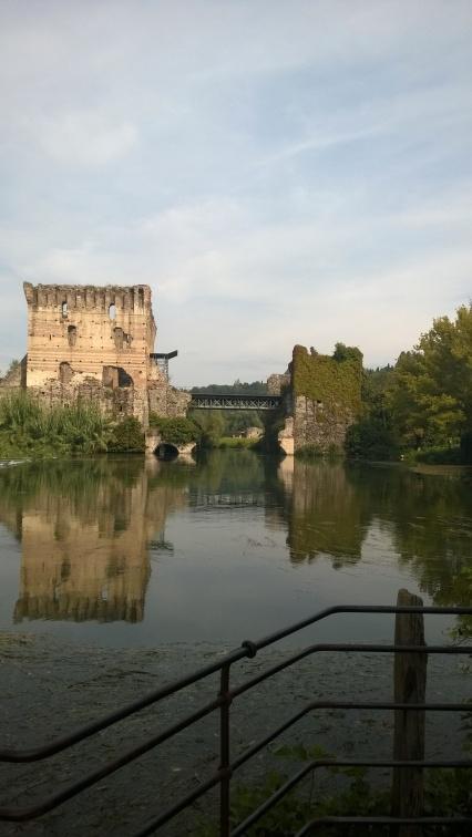 Borguetto Vista del Puente Visconteo