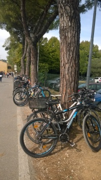 Destino atractivo para ciclistas