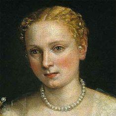 La Belle Nani. Paolo Veronese. Paris 1560