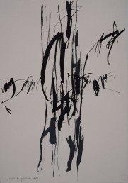 Calligrafie da un albero 4