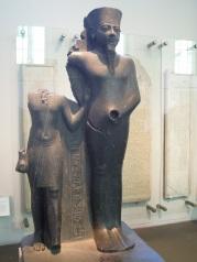 Estatua del Dios Min.