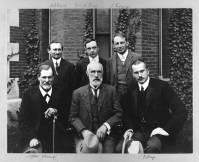 Freud y Jung 1909