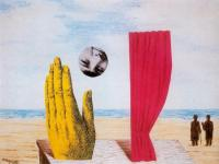 Collage Magritte