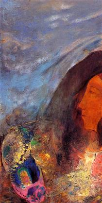 Poet's Dream Odilon Redon