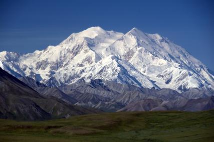 Monte Mac Kinley en Alaska