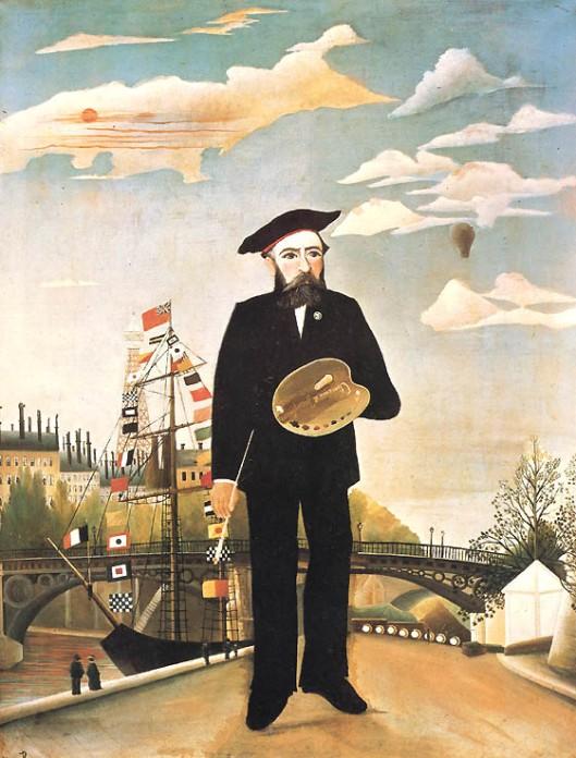 Henri Rousseau 1890