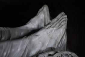 Particolare piedi